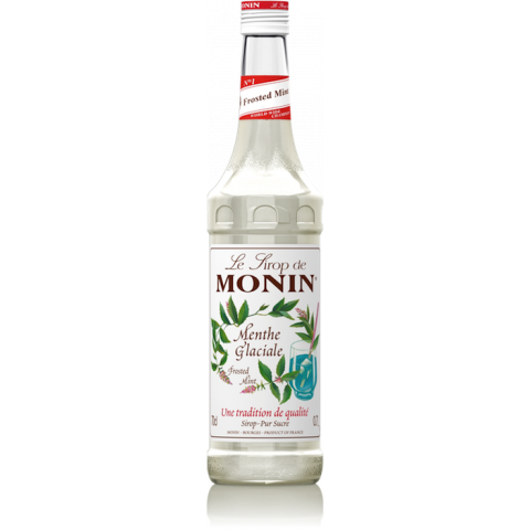 Monin, Frosted mint szirup, 0,7 l