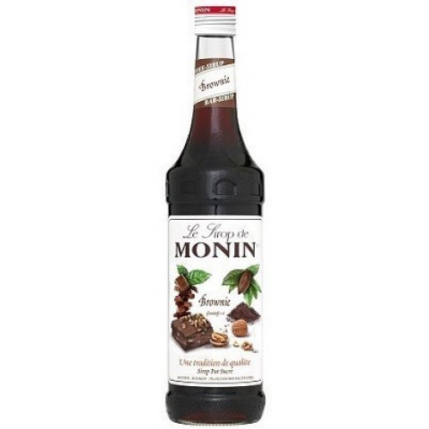 Monin, Brownie szirup, 0,7 l