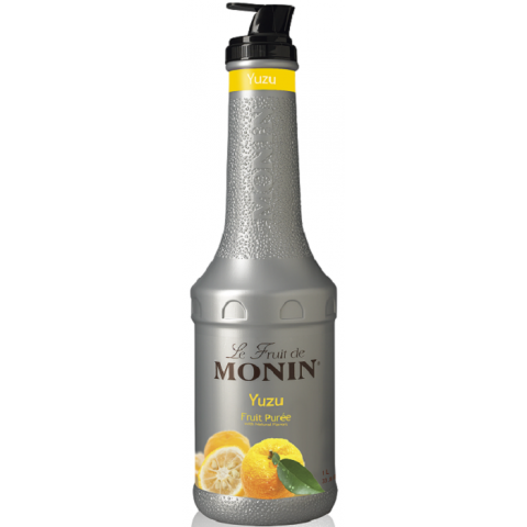 Monin, yuzu püré mix, 1 l