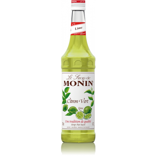 Monin, Lime szirup 0,7 l