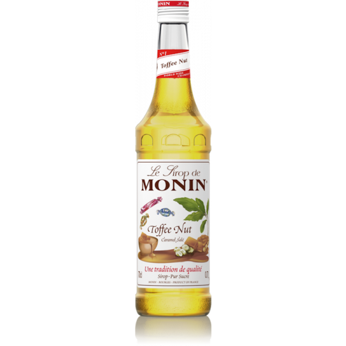 Monin, Toffee nut szirup 0,7 l