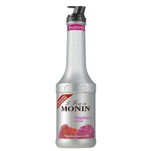 Monin, málna püré mix, 1 l