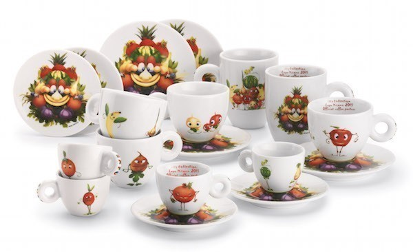 Foody illy Art Collection