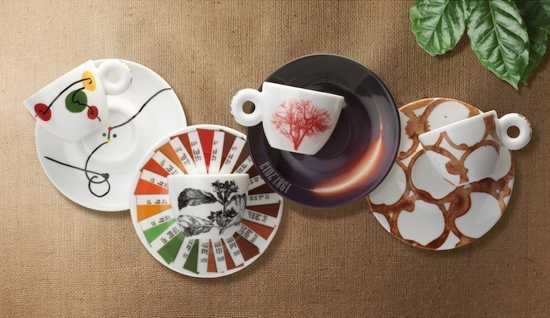 Illy Sustain Art Cups